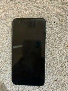 LG Phoenix 4 LM-X210APM AT&T Prepaid Smartphone 4G LTE 16GB Black New
