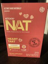 Pruvit NAT ketones Pink Heart Tart box new MAX Keto Diet FREE SHIPPING CANADA