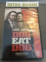 Dog Eat Dog [DVD] New Sealed UK Region 2 - Available @ Retro Room 1982