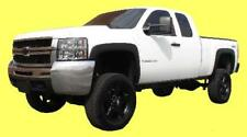 2007-2013 Chevy Silverado Standard & Long Bed Factory Style Fender Flare 4pc