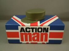 ACTION MAN 40th - LOOSE SOLDIERS GREEN PLASTIC CAP.