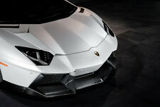 NOVITEC Front Trunk Lid (Hood) With Air-Ducts - Lamborghini Aventador / SV