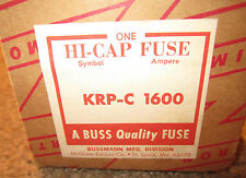NIB Bussmann KRP-C 1600 HI CAP FUSE