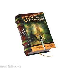 New Miniature Book Manual del Guerrero 1500 messages hardcover perfect readable