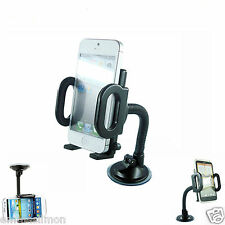 Car Windshield Mount Holder for Galaxy s6 s5 S4  Nexus iPhone 6 5s 5 4s 4 3s 3