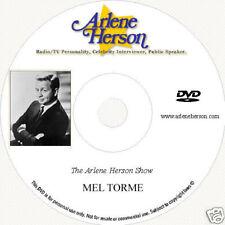 Mel Torme TV  Interview  3 Part (90 Minutes)  DVD