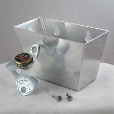 LABATT 50 Combo Bottle Cap Starr Wall Mount Bottle Opener / Cap Catcher Canada