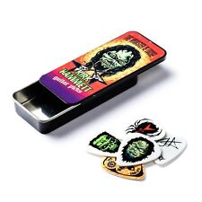 Dunlop KH01T088 Kirk Hammett Monster Guitar Picks Tin 6-Pack Assorted 0.88mm