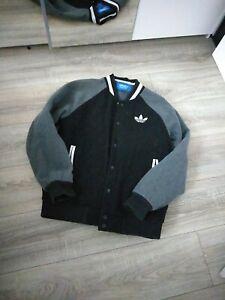 Adidas College Jacke Gr M