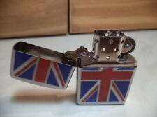ZIPPO ACCENDINO LIGHTER UNION JACK NUOVO NEW