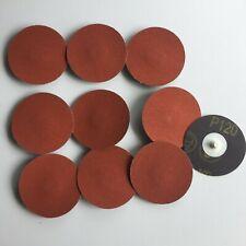 Set Of 10 Ten 3m Roloc Disc Tr 777f 3 20k Max Rpm P120 Grade Pn 80513