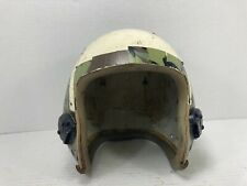 B-52 Bomber Hgu-22/P Flyers Helmet Shell Camo Used