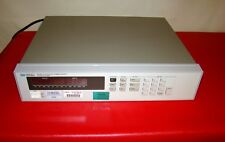 Agilent HP 6634A System Power Supply 0-100V 0-1A FOR PARTS Actual pictures in ad