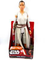 """Star Wars Big Figs 18"""" Rey Figure ~ Disney Force Awakens by Jakks Pacific 2015"""