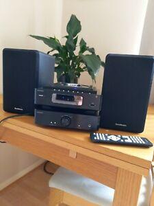 Sandstrom Stereo Player