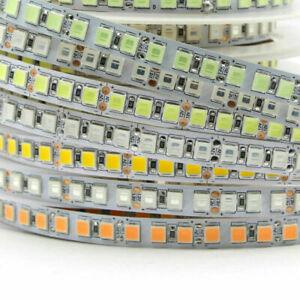 5M 600 led flexible strip light 5050 5054 SMD waterproof rgb Tape string lamp Bu
