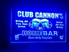 Name Personalized Custom Home Bar Beer Neon Light Sign Wholesale