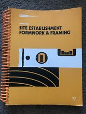 Site Establishment Formwork and Framing by Adrian Laws (Paperback, 2016)