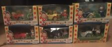 Corgi Cars Complete Set Boxed, Noddy In Toy land Full Set