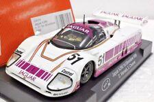 Slot It SICA07D Jaguar XJR6 1st Place Silverstone 1986, #51 1/32 Slot Car