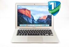 "Apple A1466 MacBook Air 13.3"" Laptop Core i5-5250U 128GB SSD 4GB RAM Early 2015"