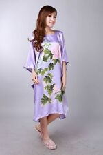 Pyjama Geisha Oriental Kaftan Kimono Yukata Robe Night Dress Nightwear Sleepwear