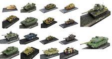Die-Cast Panzer Fertigmodell 1:72  19 Modelle zur Auswahl