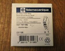 Telemecanique RE7TM11BU Timer  Relay 300 - NEW