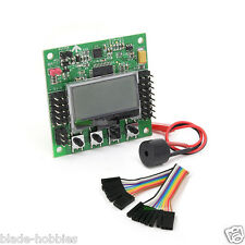 KK2.1.5 multirotor flight control board quadricopter hex octo 250 & clean câble uk