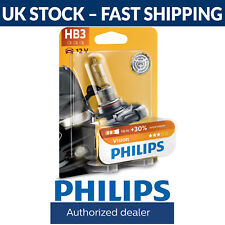 Philips Vision HB3 30% More Light Headlight Bulb (Single)