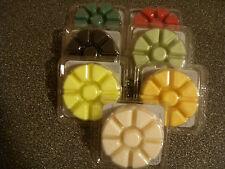 Partylite 1 box Lemon Lime Macarroon Scent Plus Aroma Melts Nib
