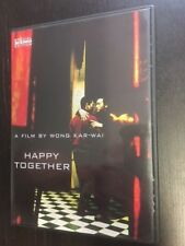 RARE------------Happy Together DVD ( Kino Lorber) FREE FAST SHIPPING!