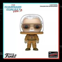 Funko Pop Marvel Stan Lee Guardians Galaxy NYCC 2019 SHARED Exclusive IN HAND