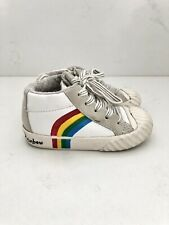 Zara Kids Toddler Rainbow Sneakers Size 6