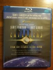 EXPLORERS: FROM THE TITANIC TO THE MOON (BLU-RAY) NIP
