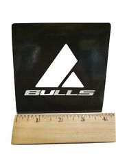 "4"" Bulls BIKE STICKER frame tool box decal bicycle ride MTB BMX race bike"