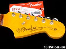 Fender Vintage 60s LACQUER Jazzmaster NECK + TUNERS Pau Ferro Gloss Nitro