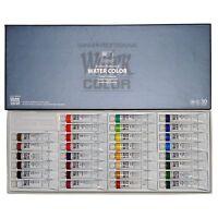 SHINHAN Professional Artist Grade Watercolor Paint Set 30 Colors