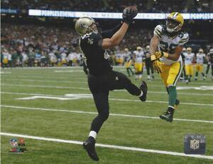 """Jimmy Graham New Orleans Saints Action Photo (Size: 8"""" x 10"""")"""