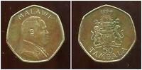 MALAWI  50 tambala  1996  ( bis )