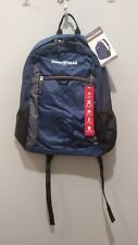 Swiss Gear Backpack Day Pack NWT Navy Blue SWISSGEAR Padded interior pocket B3