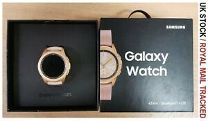 SAMSUNG GALAXY WATCH 42MM  4G LTE GPS SM-R815FZDABTU - ROSE GOLD