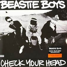 "BEASTIE BOYS ""CHECK YOUR HEAD"" 2 LP VINYL NEU"