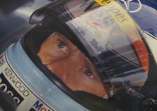 Poster West McLaren Mercedes MP4/13 1998 #8 Mika Hakkinen (FIN)