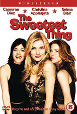 DVD:THE SWEETEST THING - NEW Region 2 UK