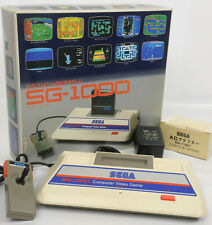 SEGA SG-1000 Console System Boxed Tested Ref/4083201 FREE SHIPPING