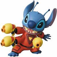Disney's Lilo & Stitch: Experiment 626 Stitch Ultra Detail Figure Multicolo