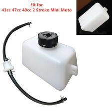 1pc Fuel Gas Tank For 43cc 47cc 49cc 2-stroke mini Moto children Dirt