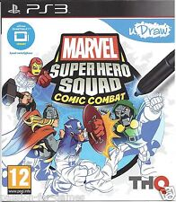 MARVEL SUPER HERO SQUAD COMIC COMBAT voor Playstation 3 PS3