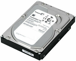 """Seagate Constellation ES 500GB 3.5"""" SATA 6GB 7.2K HDD ST3500514NS 9JW152-502"""